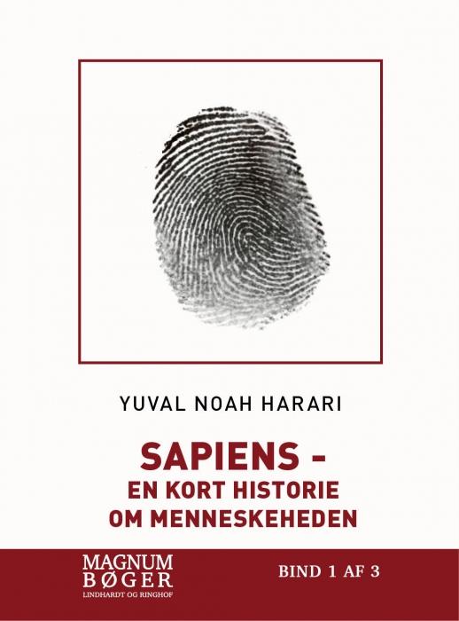 Sapiens - En kort historie om menneskeheden (storskrift) (Bog)