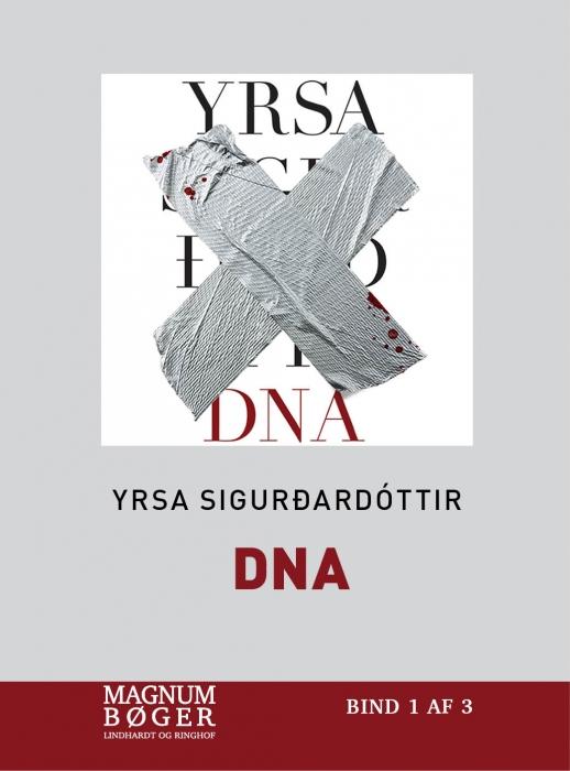 DNA (storskrift) (Bog)