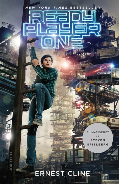 Ready Player One - Spillet om OASIS (Bog)
