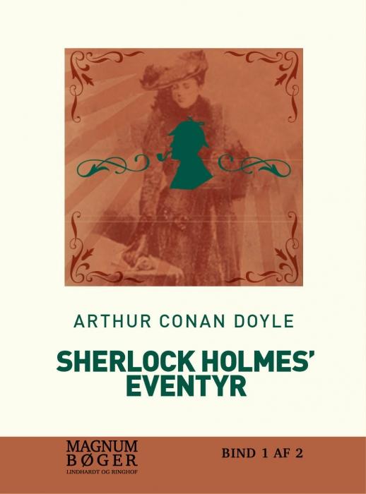 Image of Sherlock Holmes ´eventyr (storskrift) (Bog)