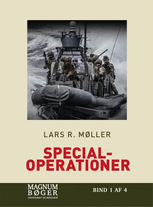 Specialoperationer (storskrift) (Bog)