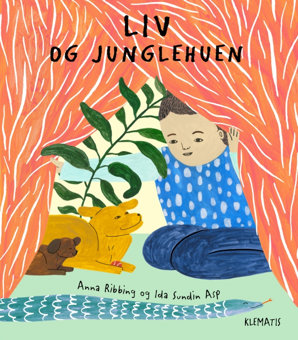 Image of Liv og junglehuen (Bog)