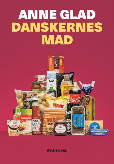 Image of Danskernes mad (Lydbog)