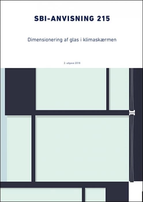 Dimensionering af glas i klimaskærmen (Bog)