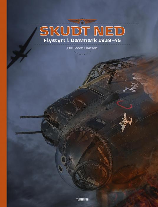 Image of   Skudt ned (Bog)