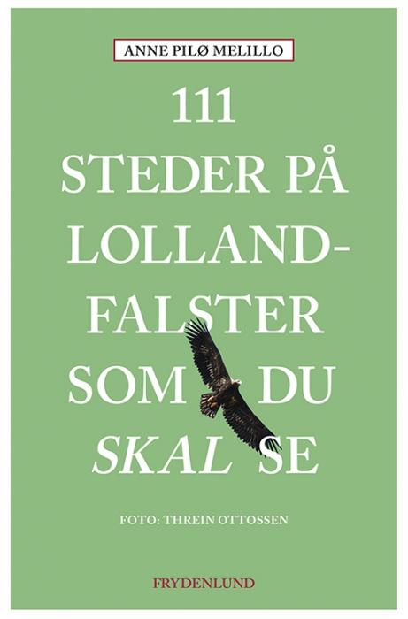 Billede af 111 steder på Lolland-Falster som du skal se (Bog)