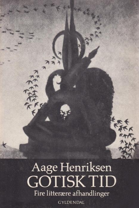 Image of Gotisk tid: fire litterære afhandlinger (E-bog)