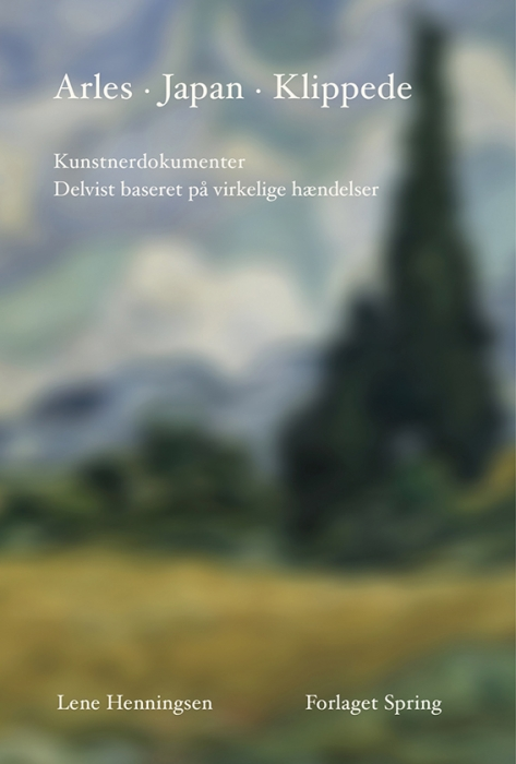 Image of   Arles - Japan - Klippede (Bog)