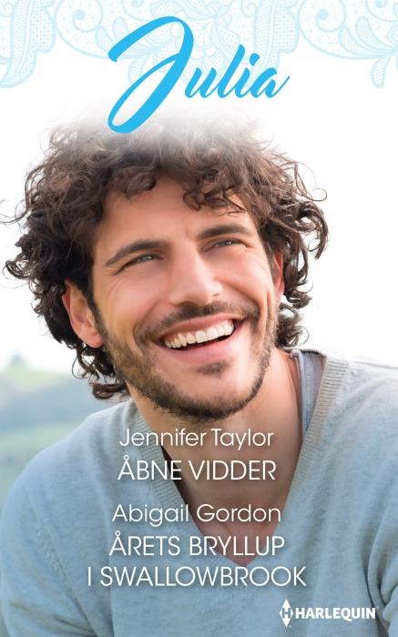 Image of Åbne vidder/Årets bryllup i Swallowbrook (E-bog)