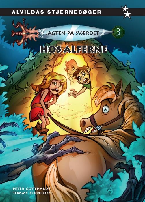 Jagten på sværdet 3: Hos alferne (E-bog)