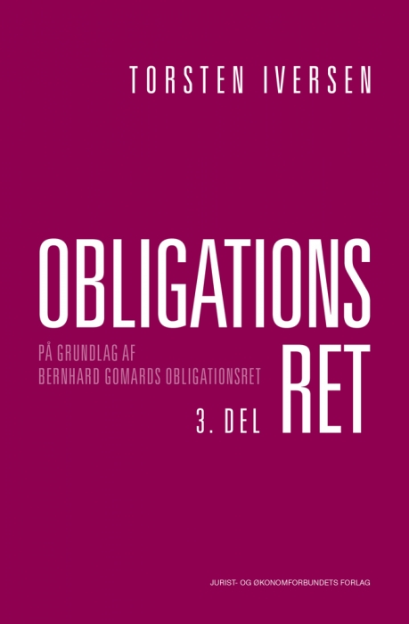 Image of   Obligationsret 3. Del (Bog)