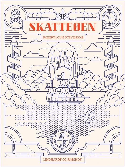 Image of   Kaptajn Flints arv eller Skatteøen (E-bog)