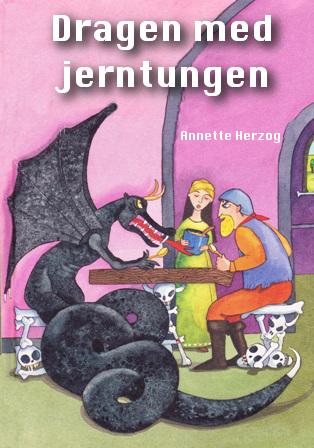 Image of Dragen med jerntungen (Lydbog)