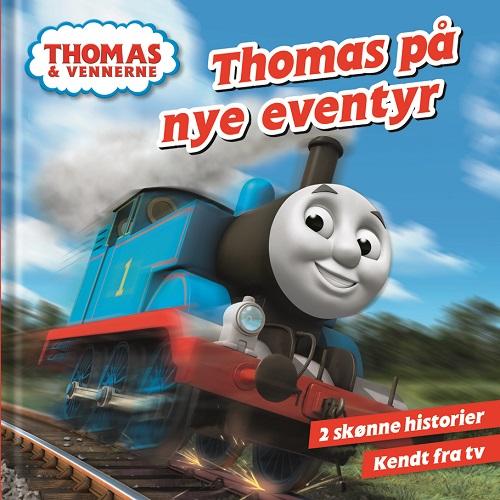 Thomas på Eventyr (Bog)
