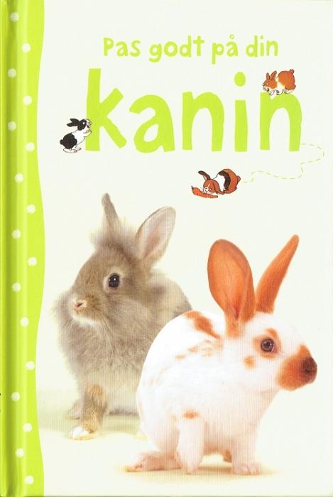 Image of   Pas godt på din kanin (Bog)