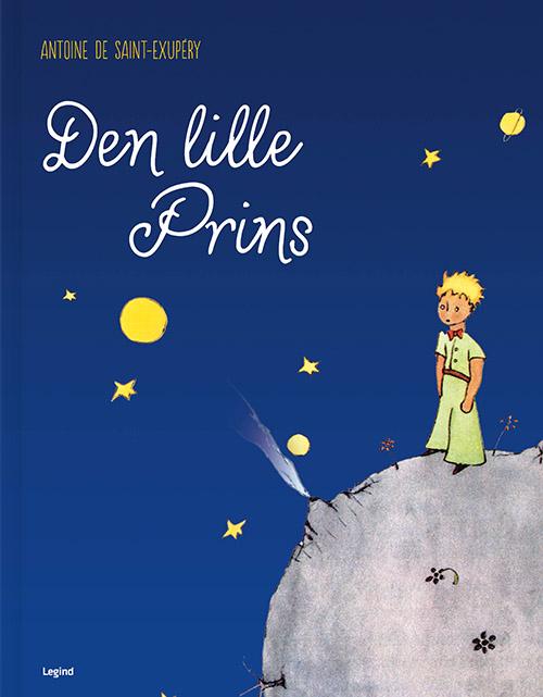 Image of Den lille prins - stor udgave i smuk kassette (Bog)