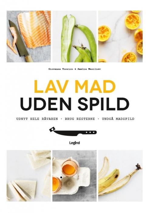 Image of   Lav mad uden spild (Bog)