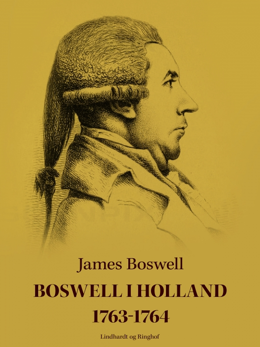 Image of   Boswell i Holland 1763-1764 (Bog)