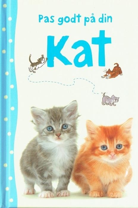 Image of   Pas godt på din kat (Bog)
