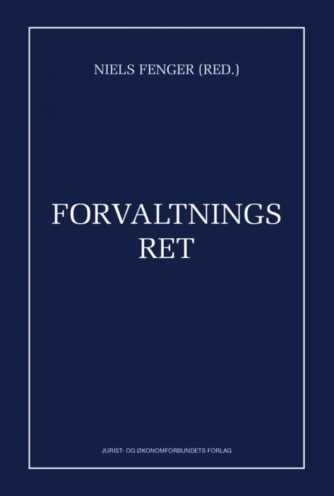 Image of   Forvaltningsret (Bog)