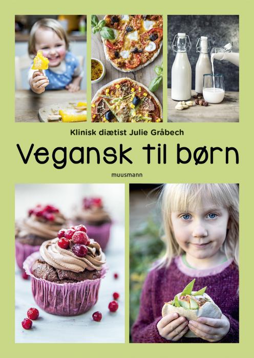 Image of   Vegansk til børn (Bog)