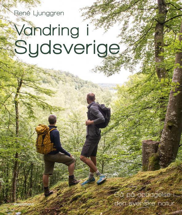 Vandring i Sydsverige (Bog)