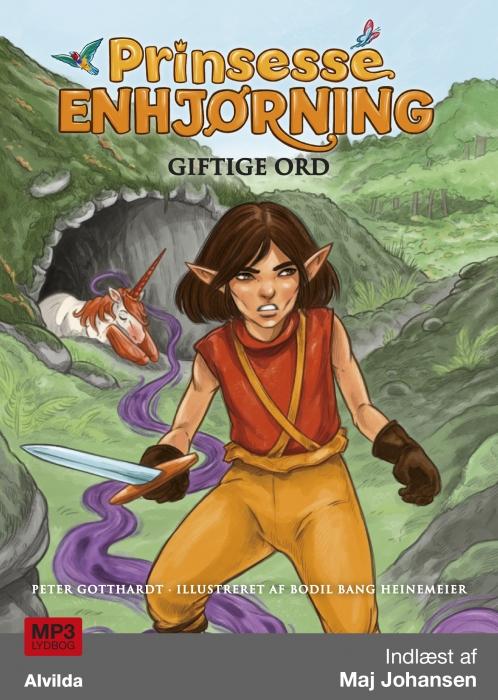 Prinsesse Enhjørning - Giftige ord (7) (Lydbog)