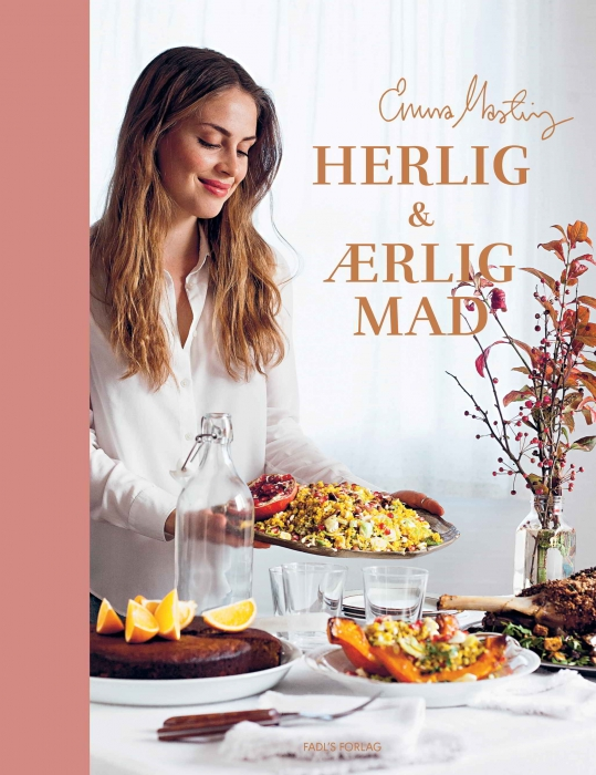 Image of   Herlig og ærlig mad (Bog)