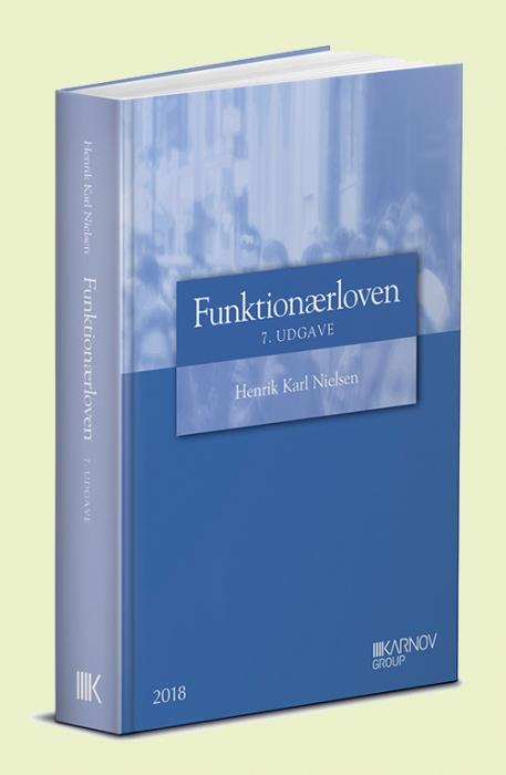 Image of   Funktionærloven (Bog)
