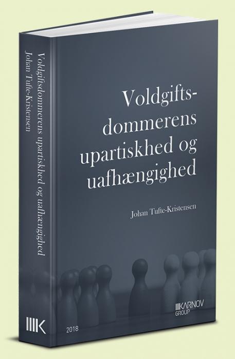 Image of   Voldgiftsdommerens upartiskhed og uafhængighed (Bog)