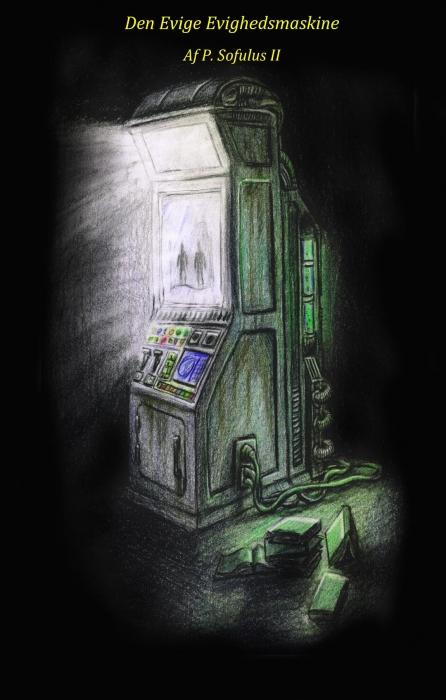 Image of Den Evige Evighedsmaskine (Bog)