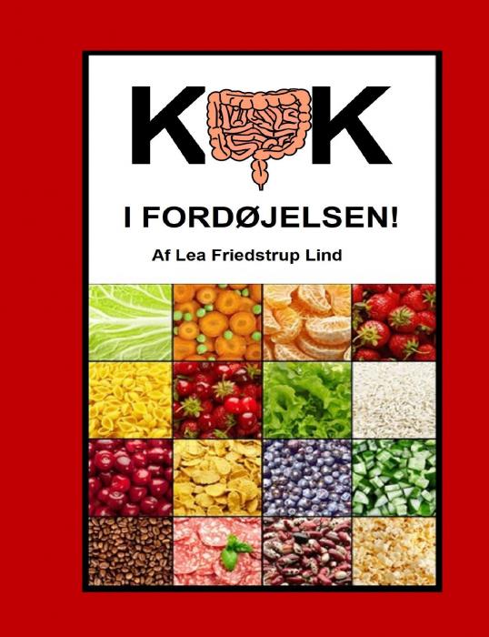 Image of   KUK i fordøjelsen (Bog)