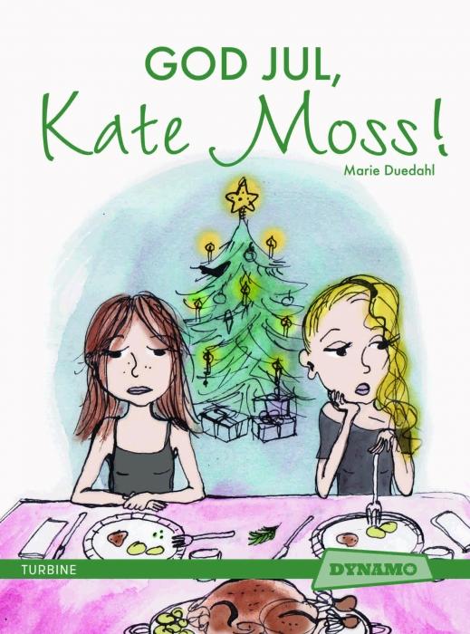 God jul, Kate Moss! (Bog)