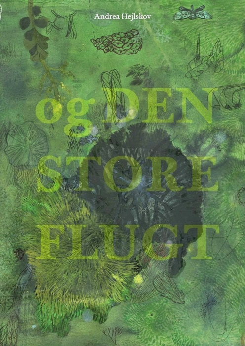 Image of og DEN STORE FLUGT (Bog)