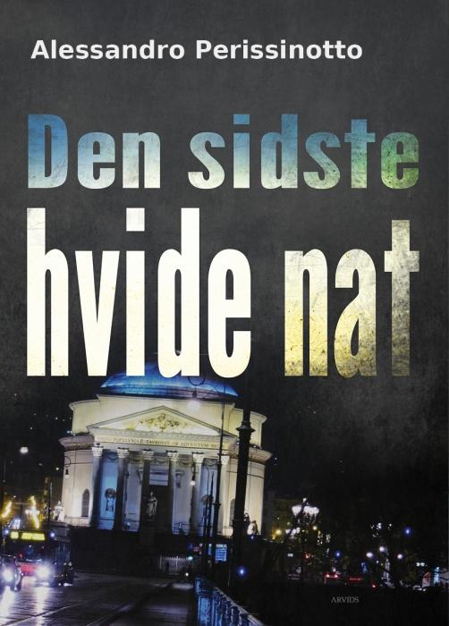 Image of Den sidste hvide nat (Bog)