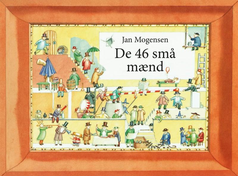 De 46 små mænd (E-bog)