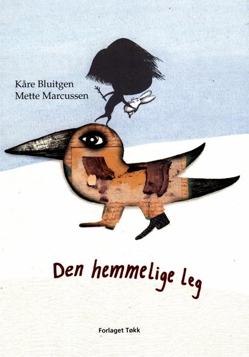 Image of   Den hemmelige leg (Bog)