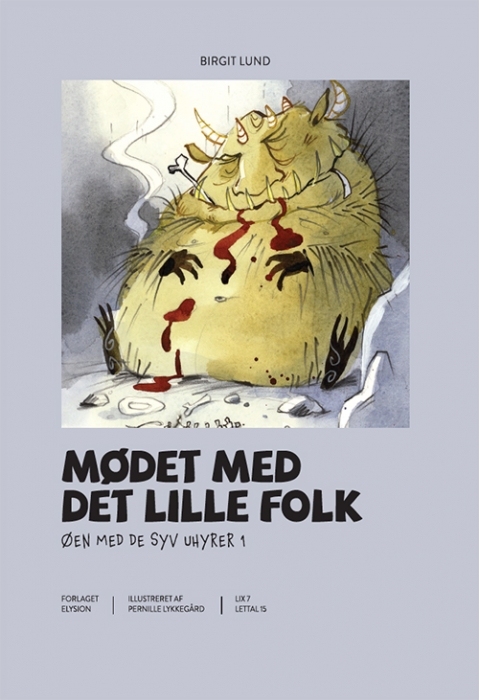 Billede af Birgit Lund, Mødet med Det Lille Folk (Bog)