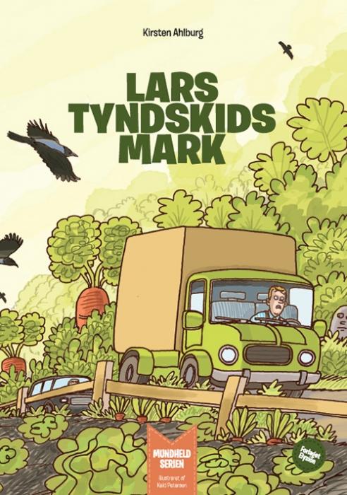 Lars Tyndskids mark (Bog)