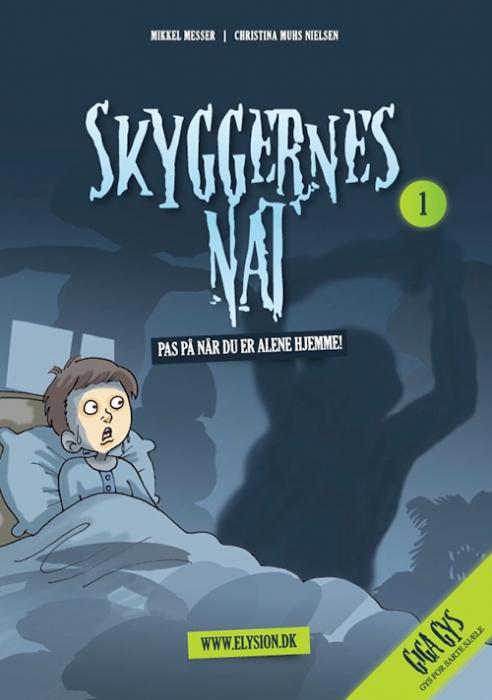 Skyggernes nat (Bog)