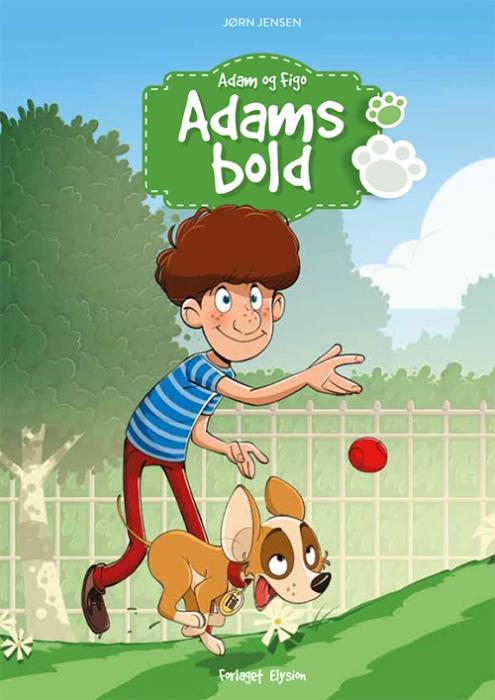 Image of   Adams bold (Bog)