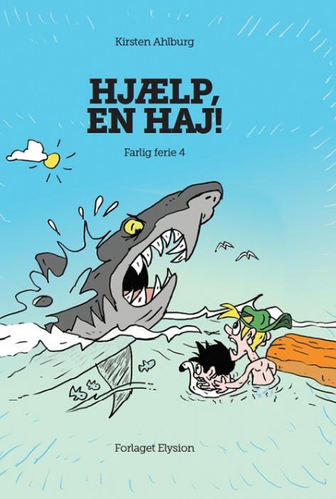 Hjælp, en haj! (Bog)