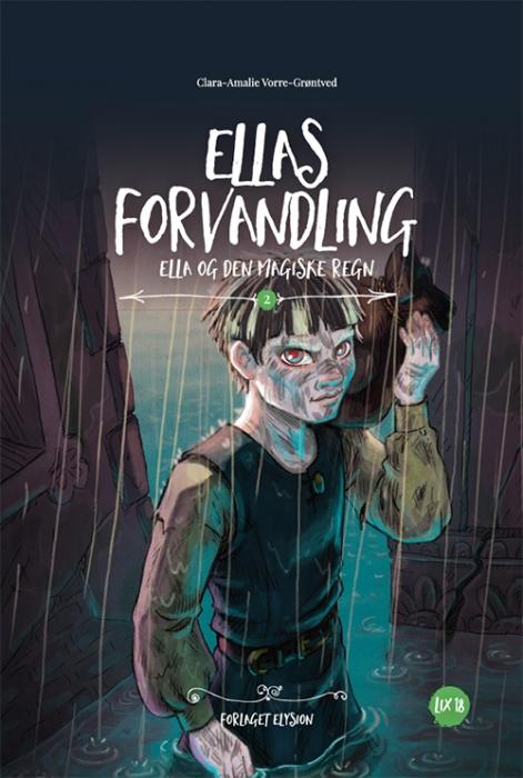 Ellas forvandling (Bog)