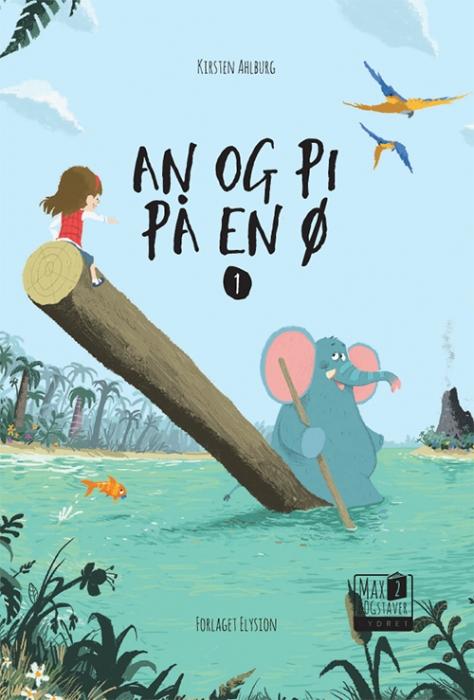 Image of   An og Pi på en ø (Bog)