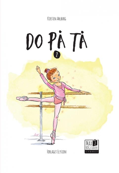 Image of   Do på tå (Bog)
