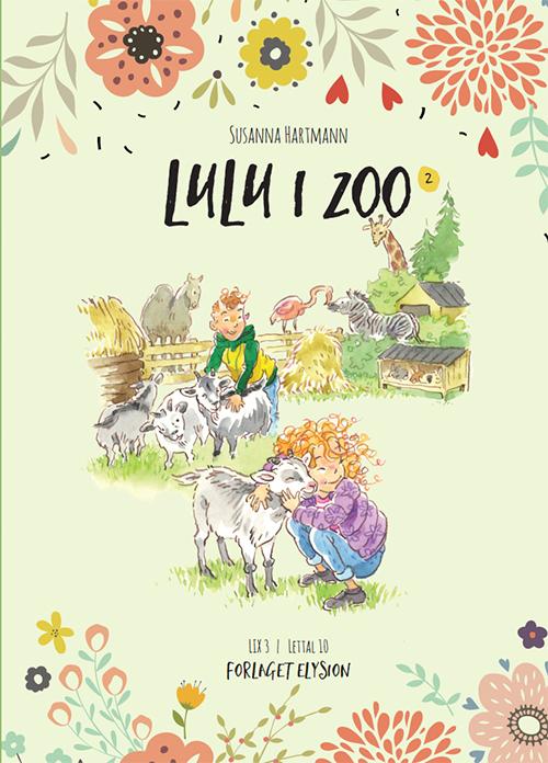 Lulu i Zoo (Bog)