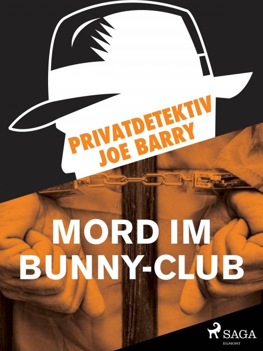Privatdetektiv Joe Barry - Mord im Bunny-Club (E-bog)