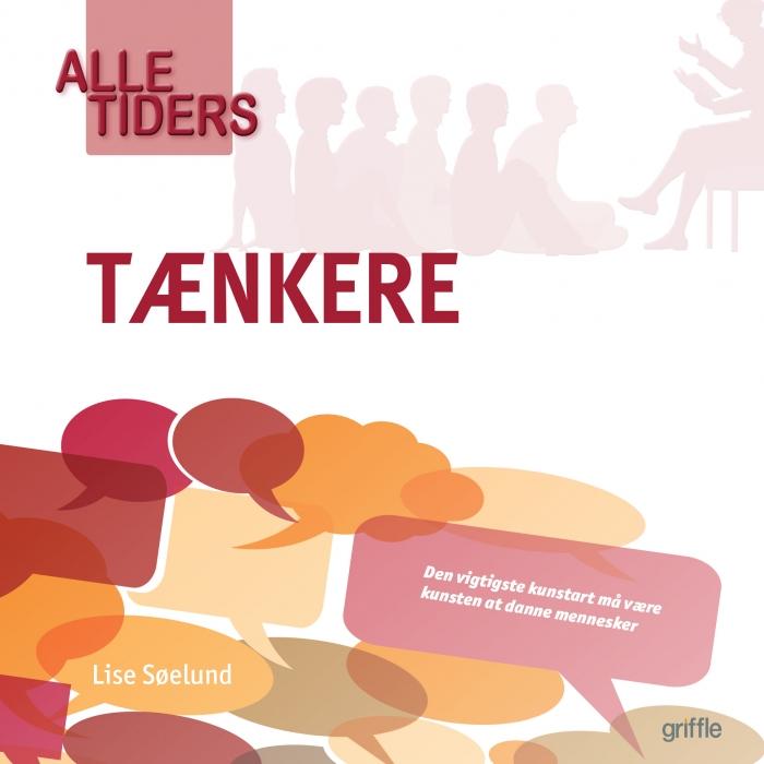 Image of   Alle tiders tænkere (Bog)