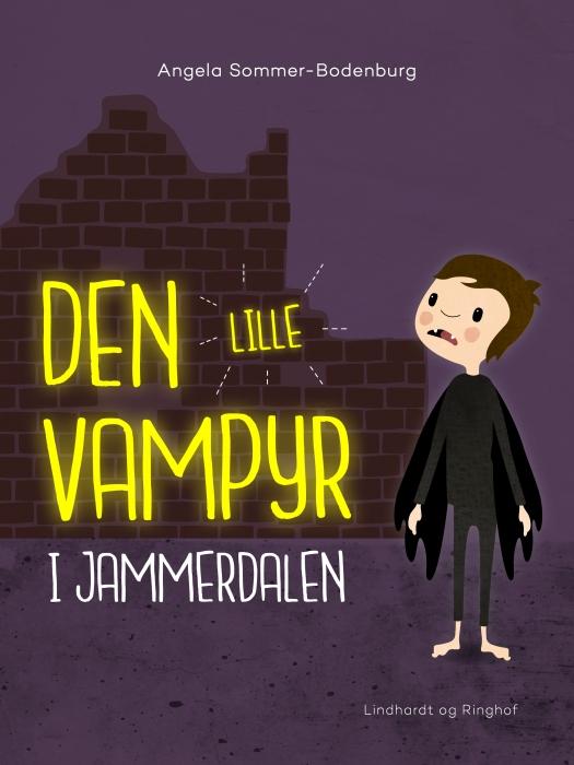 Image of Den lille vampyr i Jammerdalen (Bog)