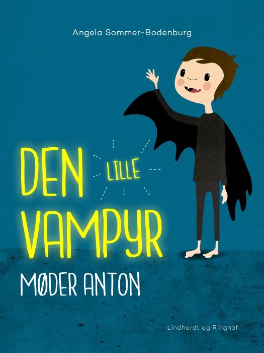 Image of Den lille vampyr møder Anton (Bog)